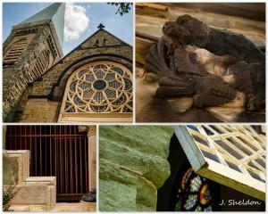 church collage(s)