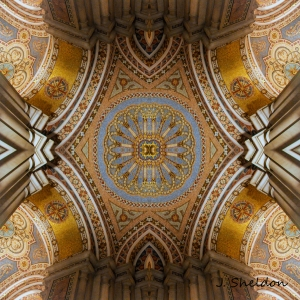 Cathedral Kaleidoscope(s)